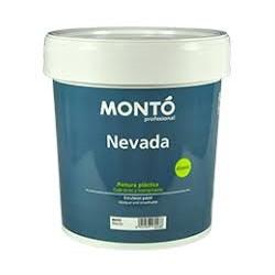 Pintura plástica Nevada Montó