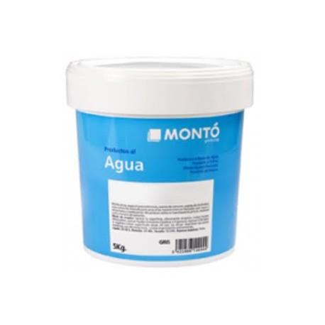 Latex emulsión vinílica concentrada Montó.