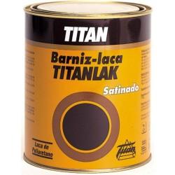 Titanlak barniz laca de Titan.
