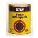 Barniz Intemperie Titan.