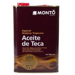 Aceite de Teca Montó.