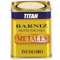 Barniz metales Titan 250 ml.